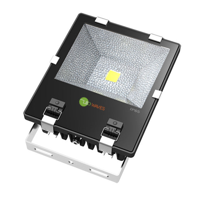 Outdoor LED Flood Light   DLC Qualified   100W