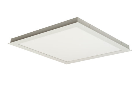 Recessed frame with Skylight LED panel light (panel light sold separately)
