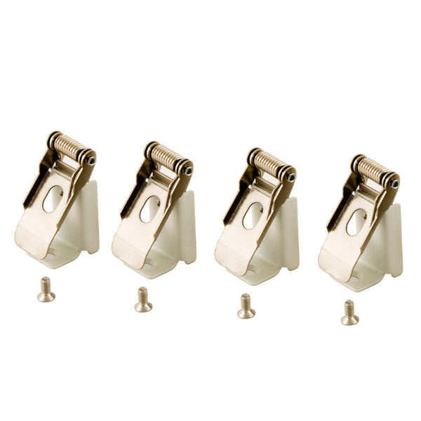 Drywall Mounting Clips : Recessed mount hardware for skylight led panel light