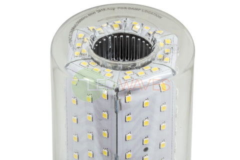 Super Cool LED CornLight Bulb - cooling fun vent