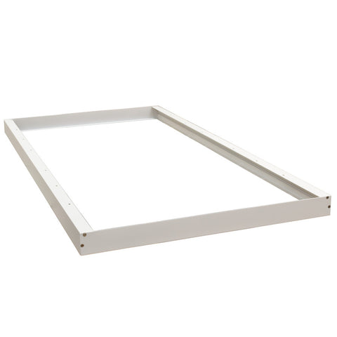 Surface Mount Frame Hardware for Skylight LED Panel Light (2x4')
