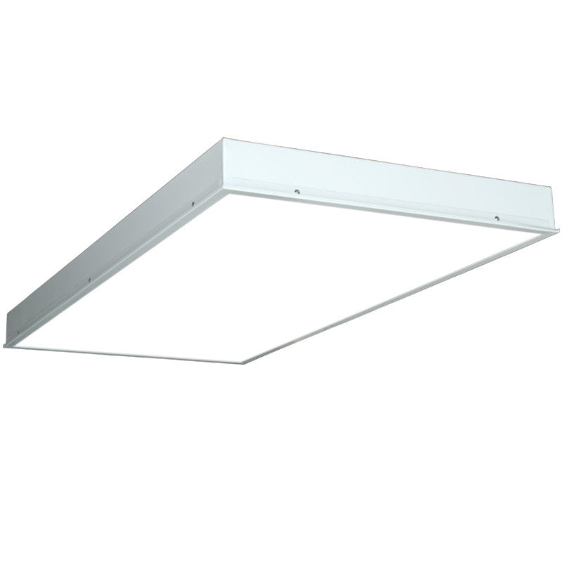 2x4 ft Troffer LED Panel Light - Made in USA