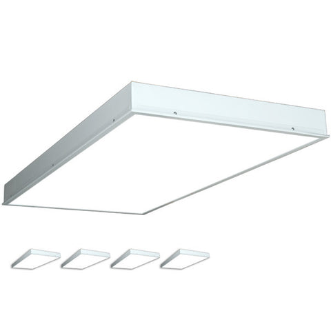 TROFFER LED Panel Light (2x4') (5 unit bundle)