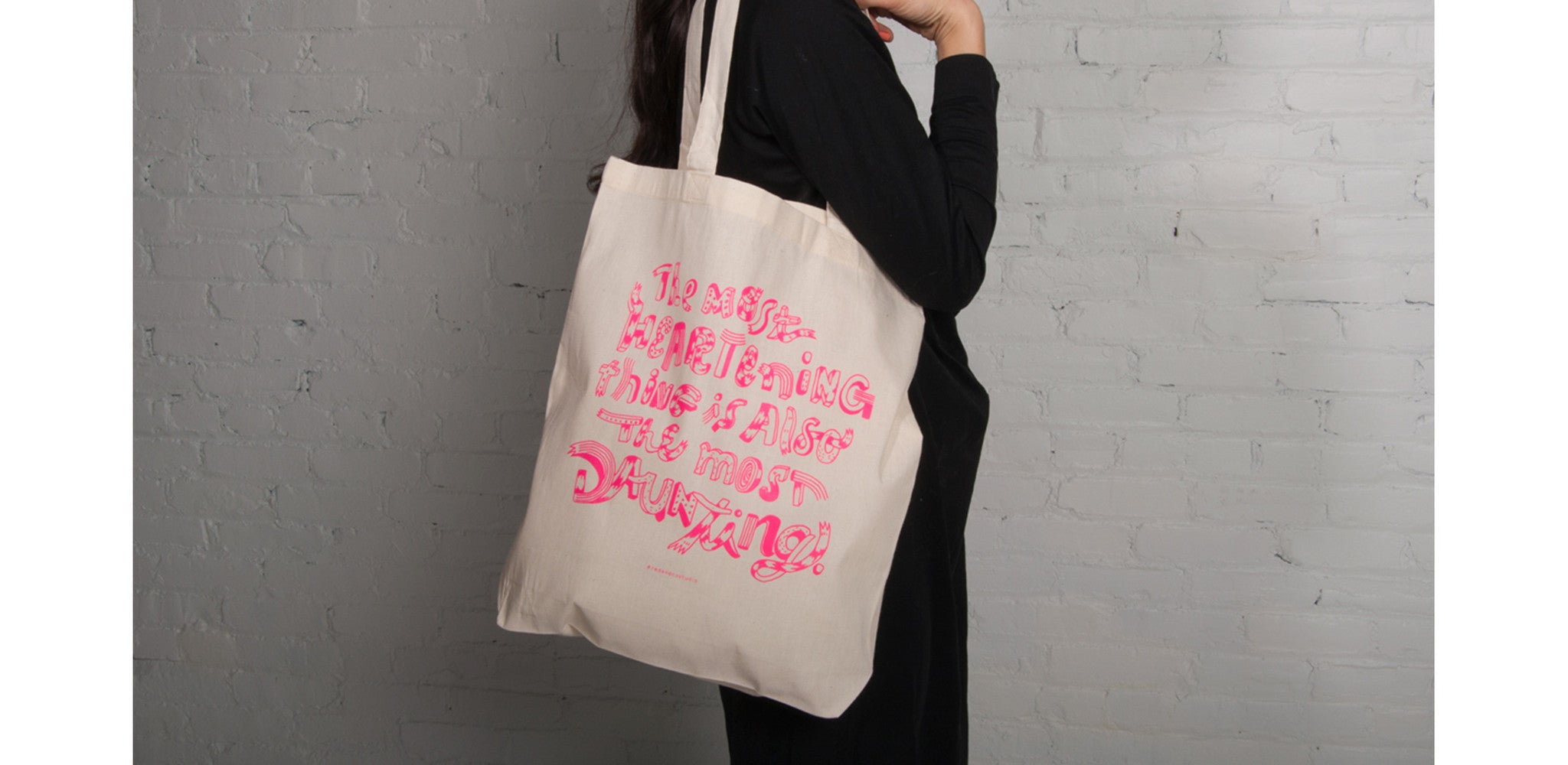 The Most Heartening Thing Tote