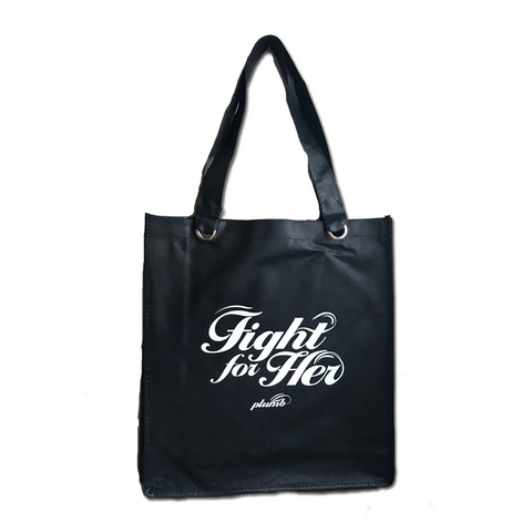 Tote - Fight for Her Tote - FREE w/ $35 Purchase