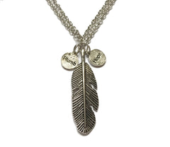 Jewelry - Feather Necklace