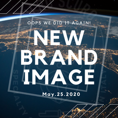 New brand image - May. 25. 2020