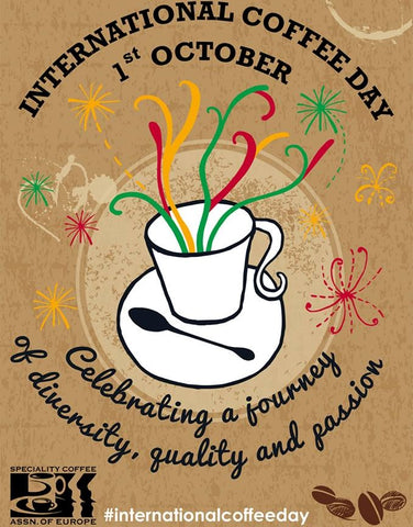 International Coffee Day 2015