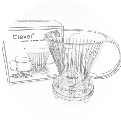 The Ultimate Guide To Clever Dripper by Nero Scuro Specialty Coffees