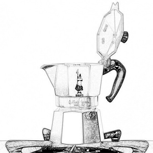 Nero Scuro Moka Pot Extraction Guide Step Six - Nero Scuro Specialty Coffee