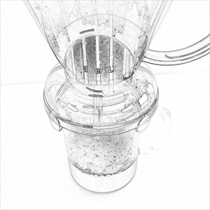 Brew the coffee from clever dripper - Nero Scuro Specialty Coffees