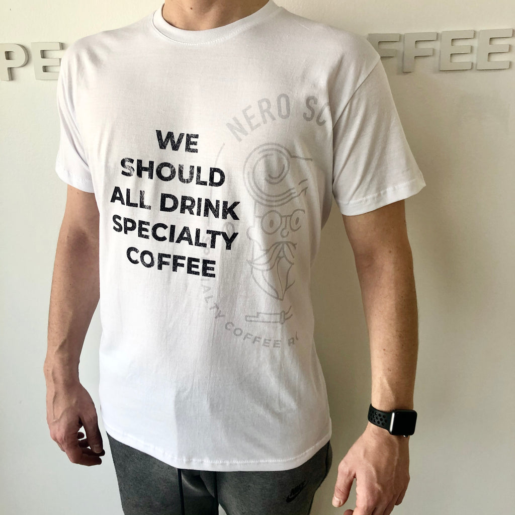 Specialty Coffee T-SHIRT 2020 - MEN