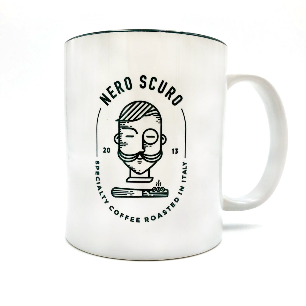 Nero Scuro Mug 330ml - new logo