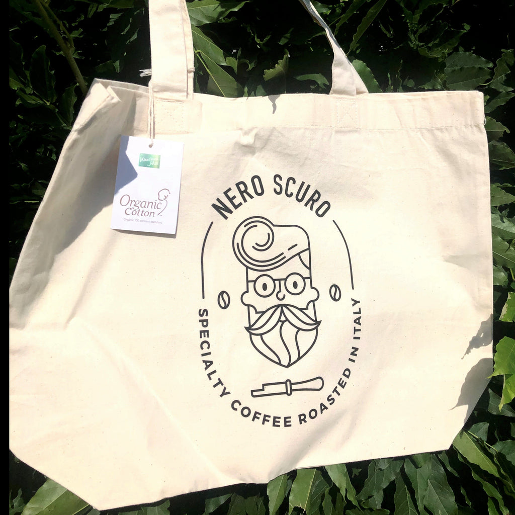 Nero Scuro Tote Bag 2020 - Organic Cotton