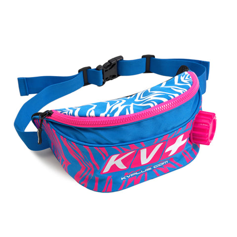 KV+ Insulated Drink Belt 1 Litre -Pink