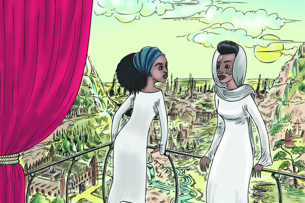 Uncovering the Royal Adventures of Princess Halima