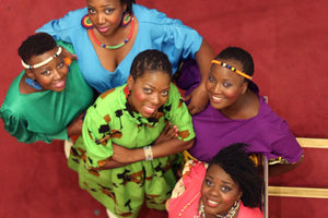 Zimbabwe's A Cappella Group, Nobuntu, Releases 2nd Album