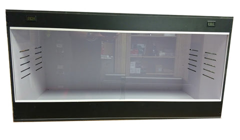 ***NEW*** 48X24X24 CF/PVC FRONT SLIDING DISPLAY CAGE