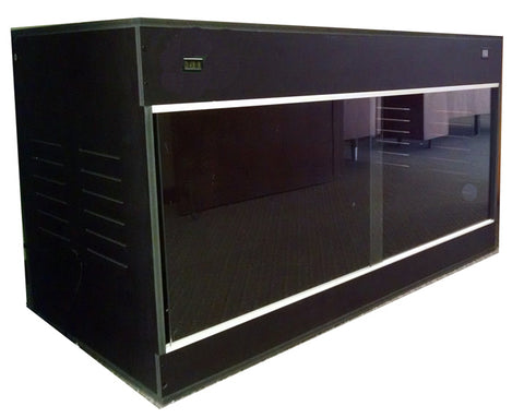 "***NEW*** 36""x24""x24"" HORIZONTAL CF/PVC FRONT SLIDING DISPLAY CAGE"