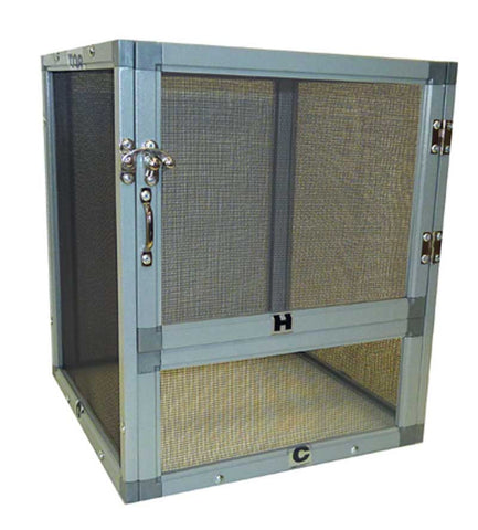 Sc -  MIni 12x10x10 Screen Reptile Cage -  PERFECT FOR BABIES AND SMALL LIZARDS!