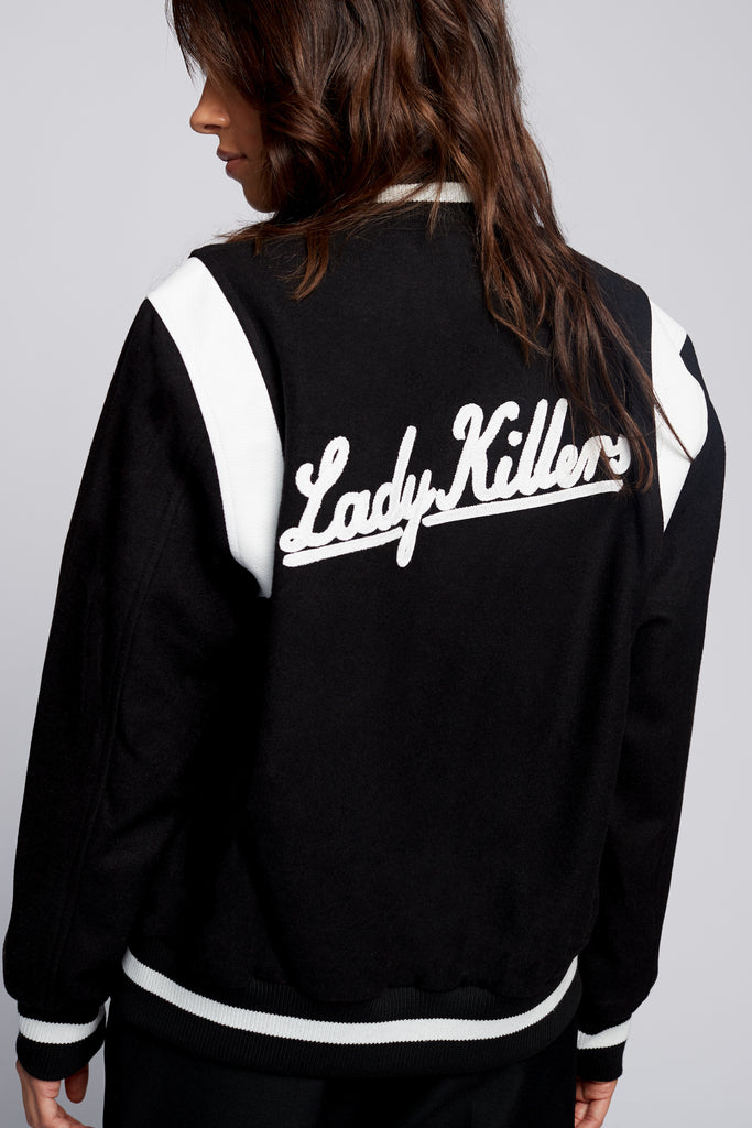 0914a7492 Ladykillers Classic Varsity Jacket – G-EazyStore.com