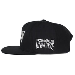 From The Bay To the Universe Snapback