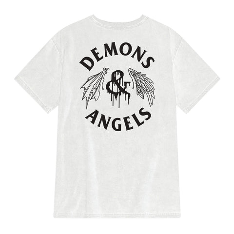 Wing Drips Tee (White)