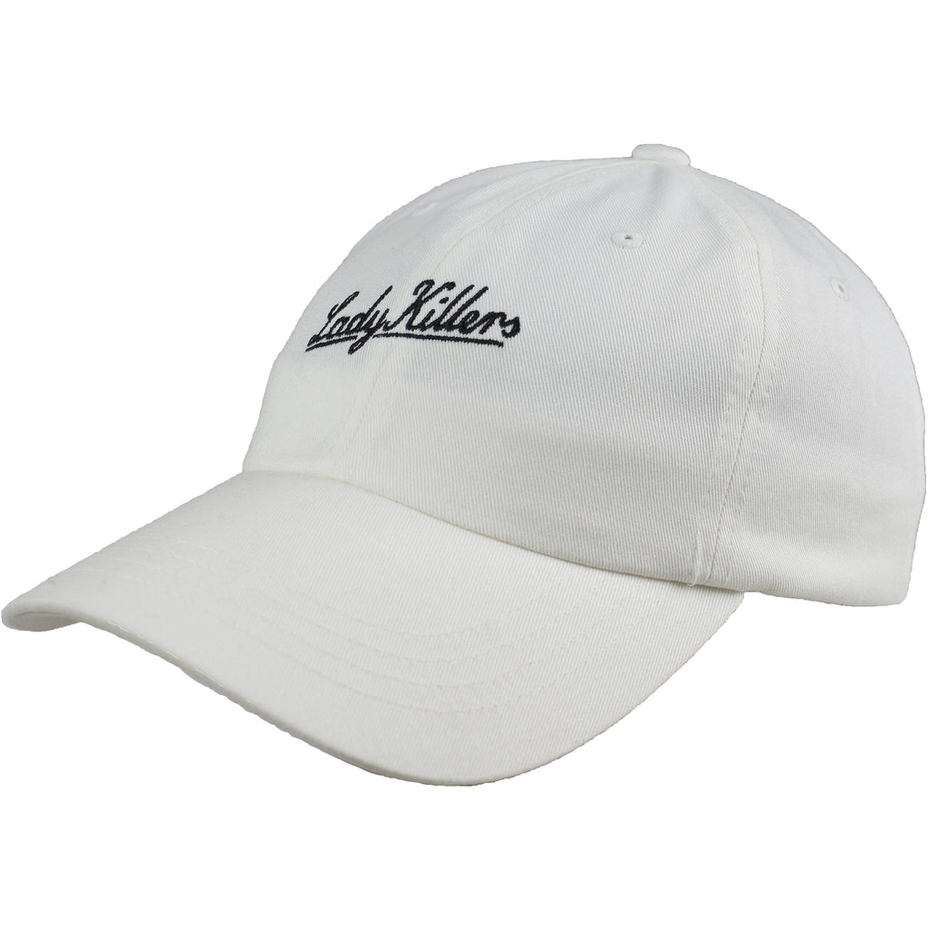 Ladykillers Cap (White)