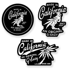 G-Eazy Sticker Pack