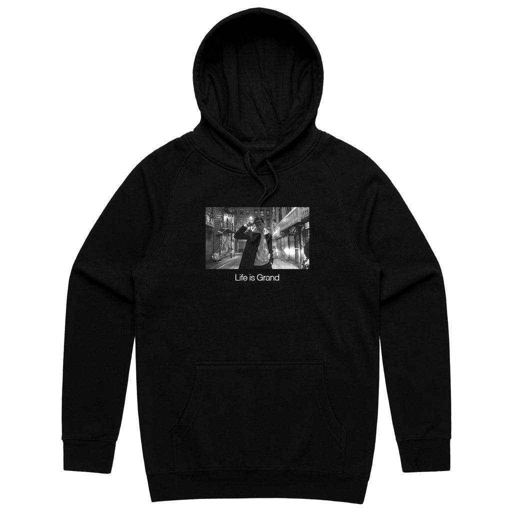 Life is Grand HOODIE