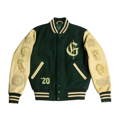 The Accolade Varsity Jacket
