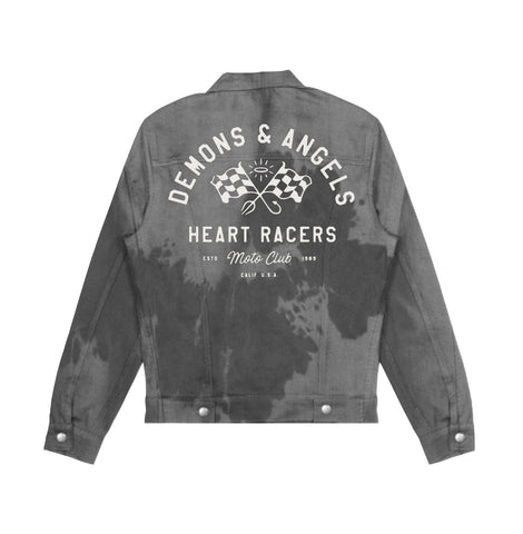 Heart Racer Denim Jacket
