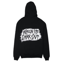 When Its Dark Out Carved Hoodie
