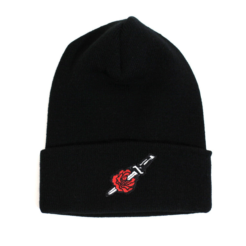 LOVE/HATE BEANIE