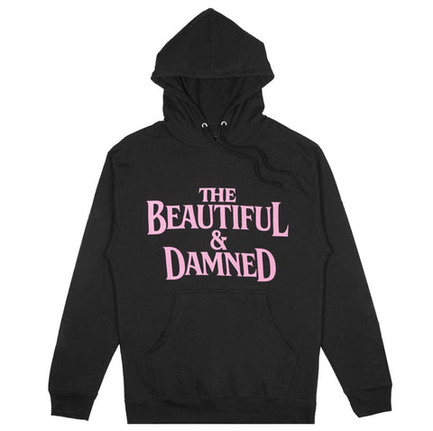 2018 Endless Summer Tour Pink Hoodie