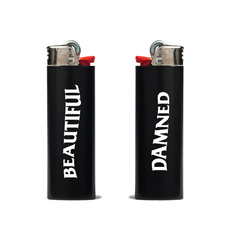 TB&D Doubled-Sided Lighter