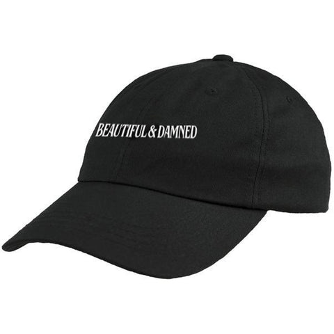Beautiful & Damned Dad Hat