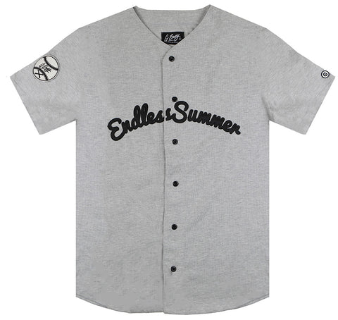 Endless Summer Baseball Jersey (Gray)