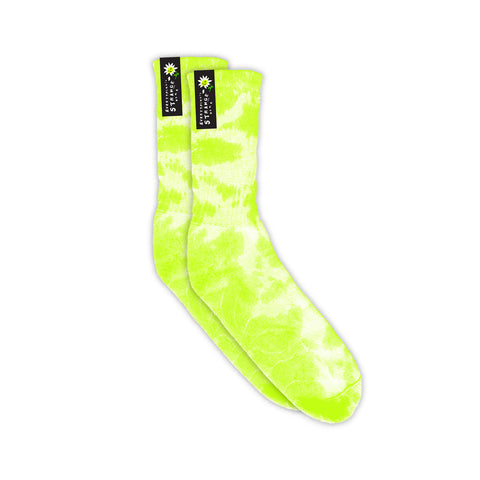 """SLIME"" SOCK PAIR"