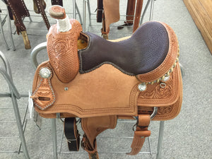 Jr. Saddles