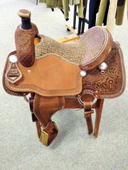Lite All Around Saddle