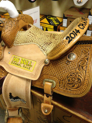 Connolly's Trophy Saddles
