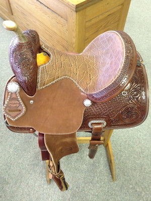Connolly's Barrel Saddle