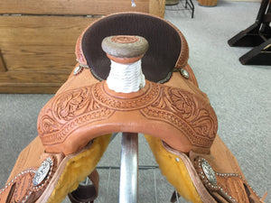 Connolly's Jr. Roping Saddle