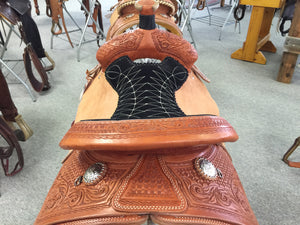Connolly's Roping Saddle