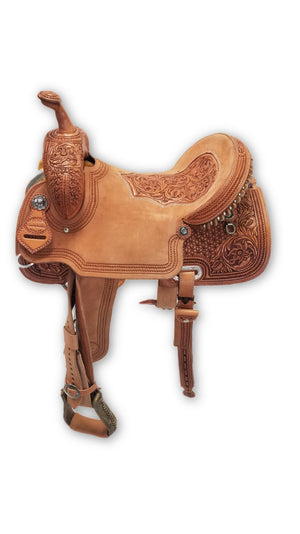 Connolly's Barrel Saddle #B1804(6)