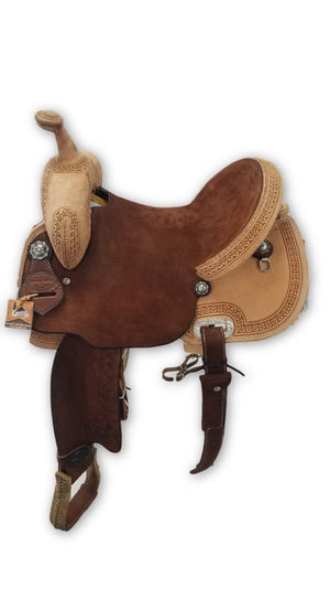 Connolly's Barrel Saddle #B1807