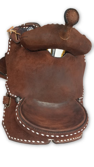 Connolly's Barrel Saddle #B1807(1)