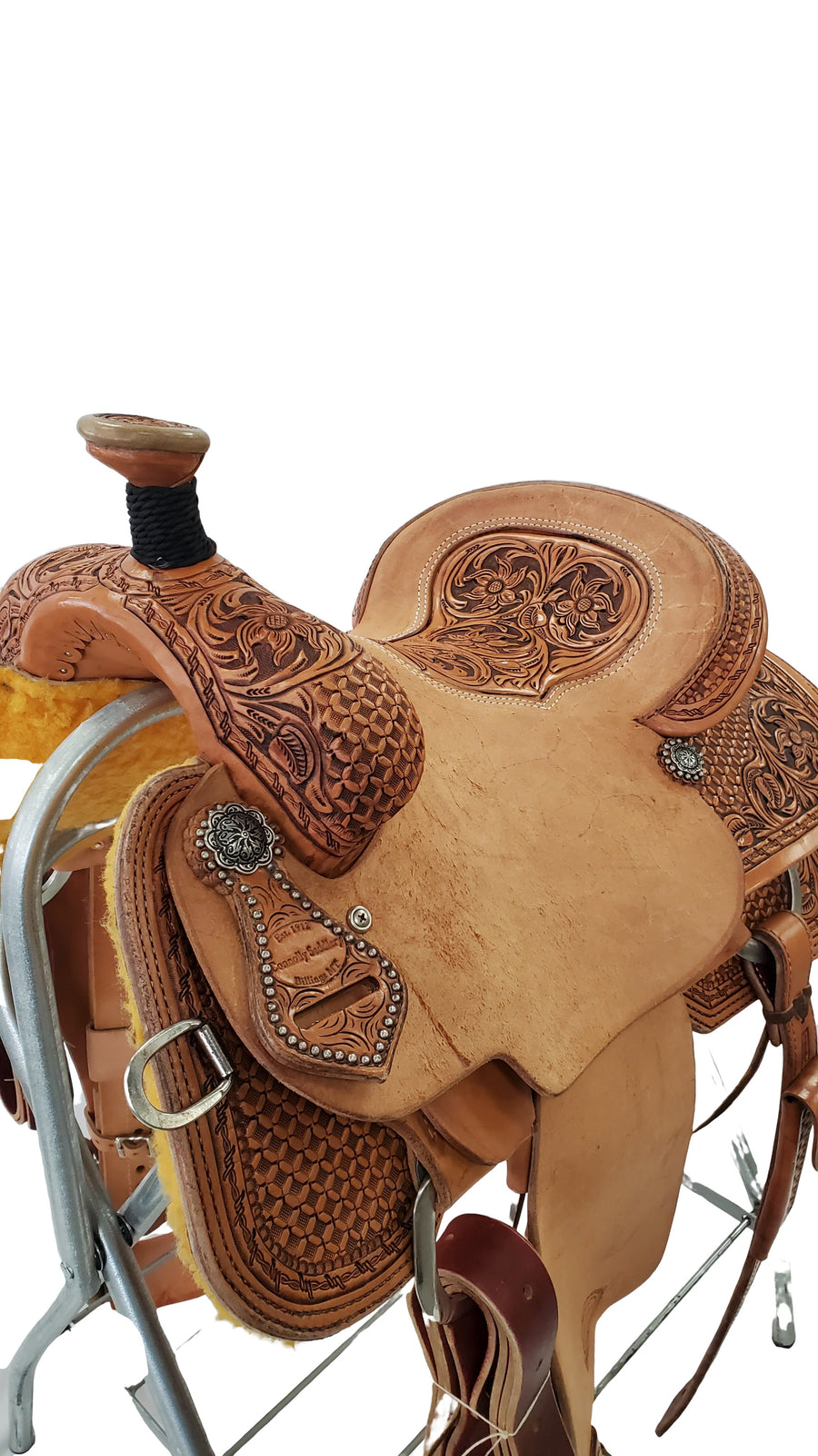 Connolly Roping Saddle