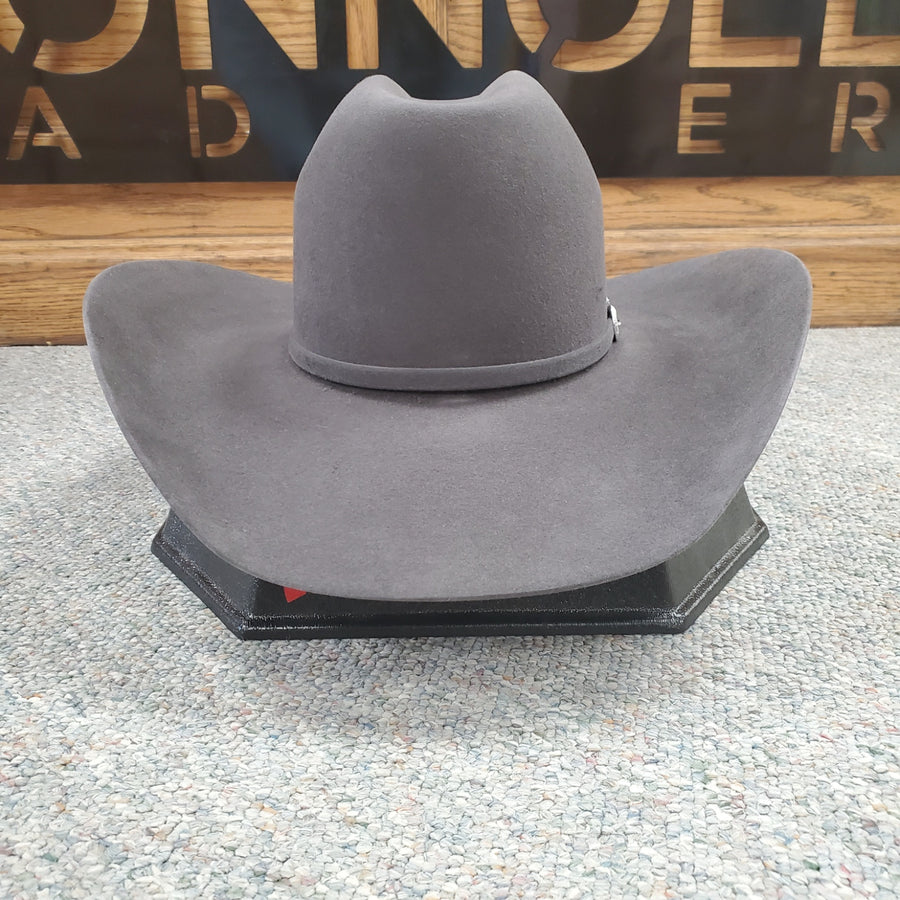 "American Hat Co. - 7X Steel Felt Cowboy Hat - 4 1/2"" Brim"